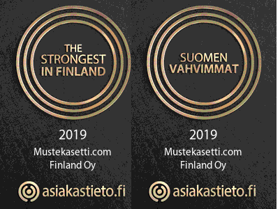 The strongest companies in Finland 2019 Suomen Vahvimmat