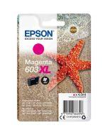 Epson C13T03A34010, 603XL magenta 4ml sivua Original