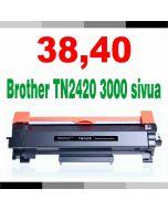 Brother TN-2420 musta 3000 sivua Mustekasetti.com