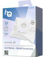 Pölypussit Electrolux/Philips x 12 kpl + 3x suodatin Value Pack, S-Bag-yhteensopiva