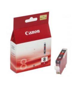 Canon CLI-8R punainen 13ml 0626B001 Original mustekasetti