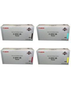 Canon 1660B006 C-EXV26 musta 6000 sivua Original mustekasetti