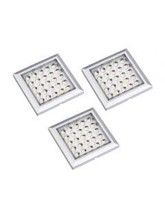 Aigo LED Cabinet Valoneliö 3 x 2,5W 300lm (30W) lämmin valkea