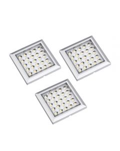 Aigo LED Cabinet Valoneliö 3 x 2,5W 300lm (30W) luonnonvalkea
