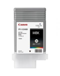 Canon 2211B001 PFI-103MBK Pigmentoitu mattamusta Original mustekasetti