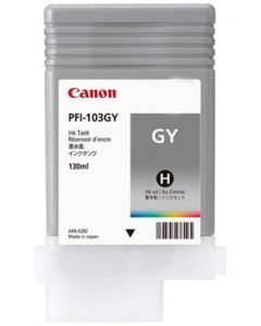 Canon 2213B001 PFI-103GY Pigmentoitu harmaa Original mustekasetti