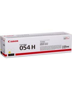 Canon 3025C002, 054H keltainen 2100 sivua Original