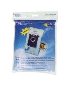 Pölypussit Electrolux S-bag E203 Anti-odour alkuperäinen x 4 kpl