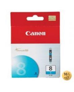 Canon CLI-8C syaani Original mustekasetti
