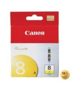 Canon CLI-8Y keltainen Original mustekasetti