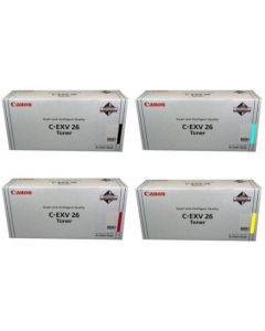Canon 1657B006 C-EXV26 keltainen 6000 sivua Original mustekasetti