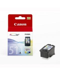 Canon CL-511 3-väri 240 sivua 9ml Original mustekasetti