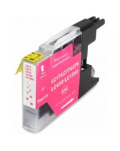 Brother LC-1240M magenta 10ml Mustekasetti.com