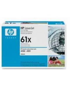 HP C8061X musta 10000 sivua Original mustekasetti -Superhinta-