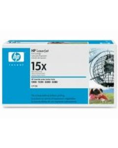 HP C7115X musta 3500 sivua Original mustekasetti
