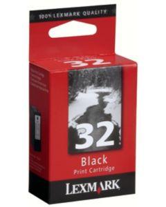 Lexmark 18L0032E Original mustekasetti No 82 musta Original mustekasetti