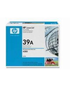 HP Q1339A musta 18000 sivua Original mustekasetti