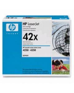 HP Q5942X musta 20000 sivua Original mustekasetti