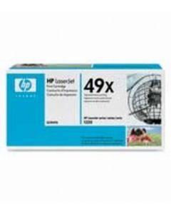 HP Q5949X musta 6000 sivua Original mustekasetti