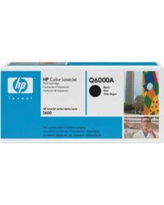 HP Q6000A musta 2500 sivua Original mustekasetti