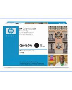 HP Q6460A musta 12000 sivua Original mustekasetti