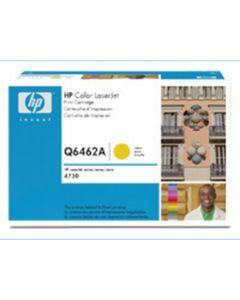 HP Q6462A keltainen 12000 sivua Original mustekasetti