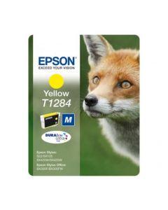Epson T1284 keltainen 3,5ml Original mustekasetti