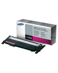Samsung CLT-M406S magenta 1000 sivua Original mustekasetti