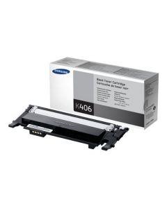 Samsung CLT-K406S musta 1500 sivua Original mustekasetti
