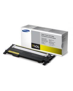 Samsung CLT-Y406S keltainen 1000 sivua Original mustekasetti