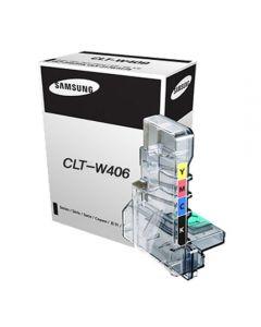 Samsung CLT-W406 hukkavärisäiliö 7000 sivua Original mustekasetti