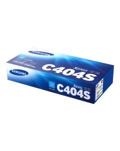 Samsung CLT-C404S syaani 1000 sivua Original mustekasetti