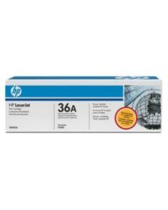 HP CB436A musta 2000 sivua Original mustekasetti