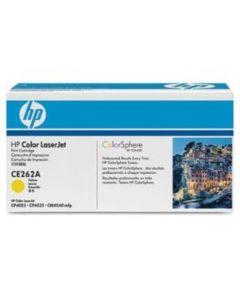 HP CE262A keltainen 11000 sivua Original mustekasetti