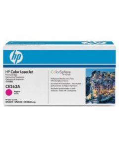 HP CE263A magenta 11000 sivua Original mustekasetti