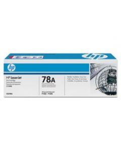 HP CE278A musta 2100 sivua Original mustekasetti