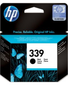 HP C8767EE No 339 musta 21ml Original mustekasetti