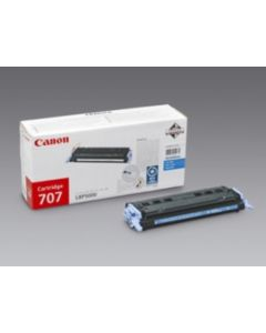 Canon 9423A004 cyan, CRG 707 2000 sivua Original mustekasetti