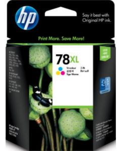 HP C6578AE No 78 3-väri 38ml 1200 sivua Original mustekasetti