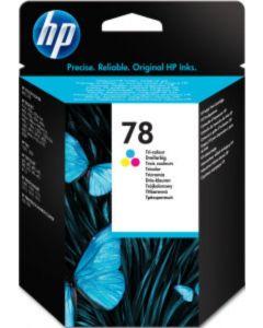 HP C6578DE No 78 3-väri 19ml Original mustekasetti