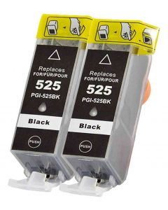 Canon PGI-525 musta 20ml x 2 kpl Mustekasetti.com