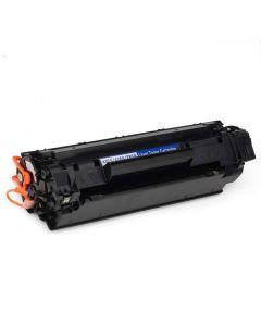 HP CB435A musta Jumbo 3000 sivua 2x enemmän Mustekasetti.com