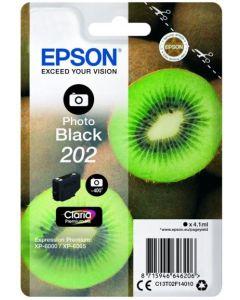 Epson C13T02F14010, 202, T02F1 fotomusta 4,1ml Original