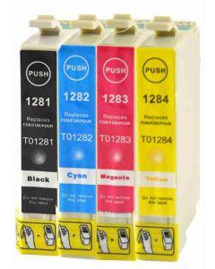 Epson C13T12854010 4-pakkaus CMYK Mustekasetti.com