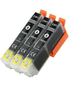 Epson C13T33614010 33XL fotomusta 15ml x 3 kpl Mustekasetti.com