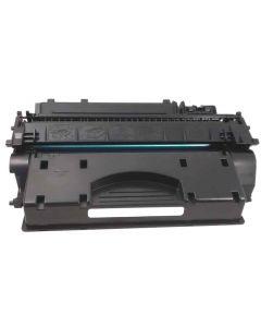HP CE505X musta 6900 sivua 11% enemmän Mustekasetti.com