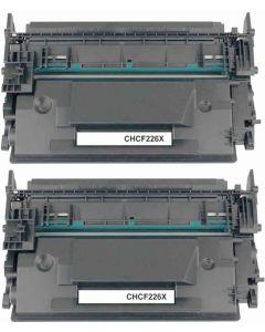 HP CF226X mustekasetti 9000 sivua x 2 kpl Mustekasetti.com
