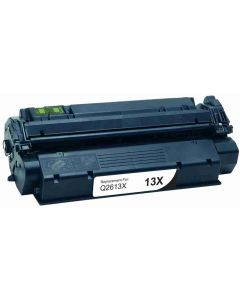HP Q2613X musta 4000 sivua Mustekasetti.com