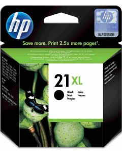 HP C9351CE, HP 21XL musta Original mustekasetti