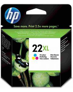 HP C9352CE No 22XL 3-väri Original mustekasetti